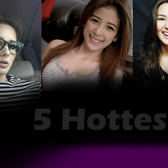 Top 5 Hottest Girls in the Philippines