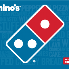 50% Off Coupon Domino's Pizza United States Only