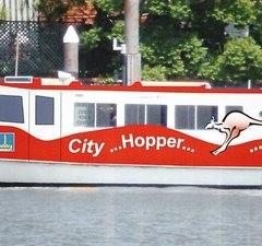 Free Ferry Brisbane