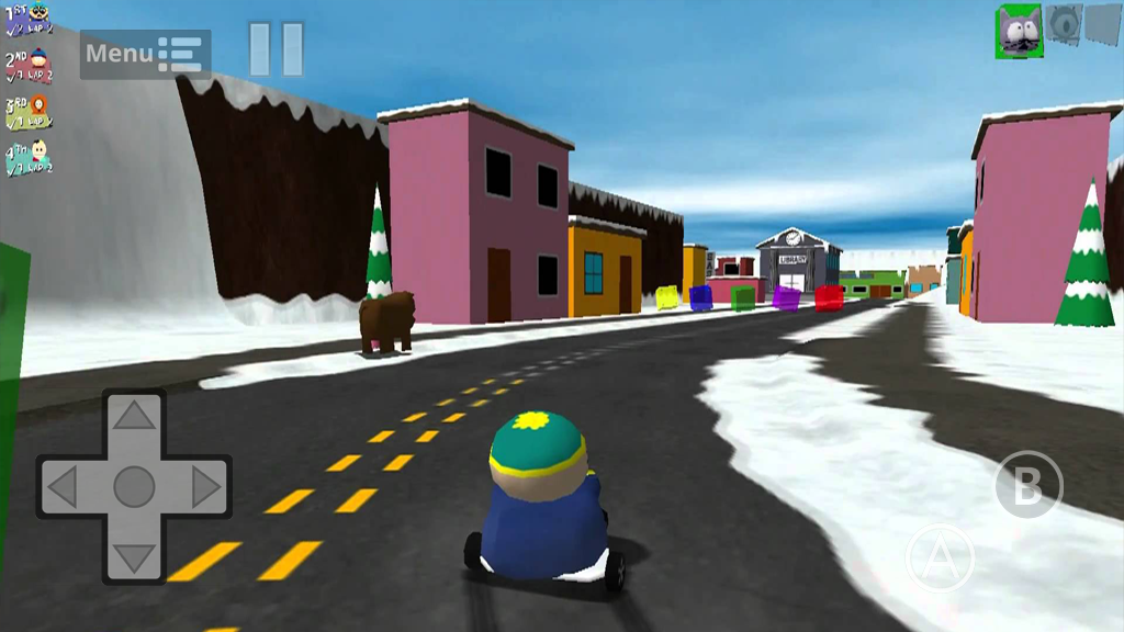 South Park Android Game