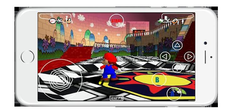 N64 Emulator For iOS