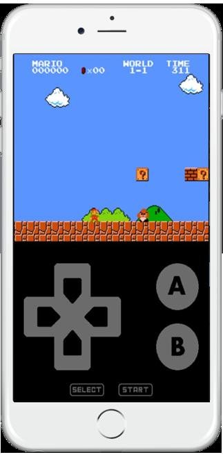 NES Emulator For iOS