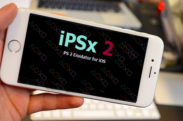 PS 2 (Playstation 2) Emulator for iOS No Jailbreak (iPhone