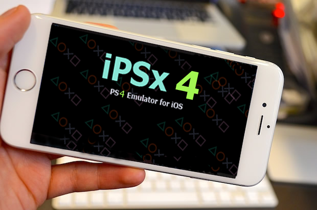 ipsx ios ps 4 emulator iphone