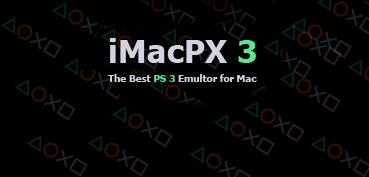 PS 3 (Playstation 3) Emulator for Mac (iMacPX 3)