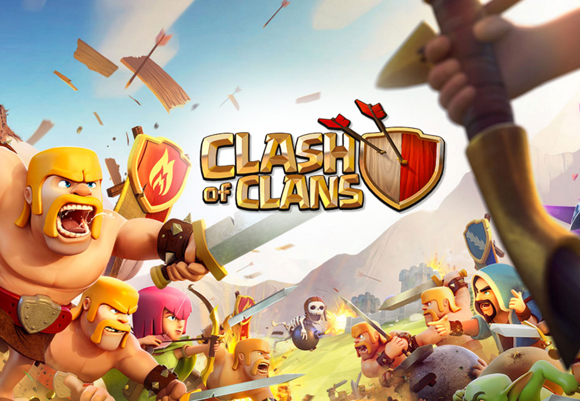 Clash of Clans Hack Gems Android Download